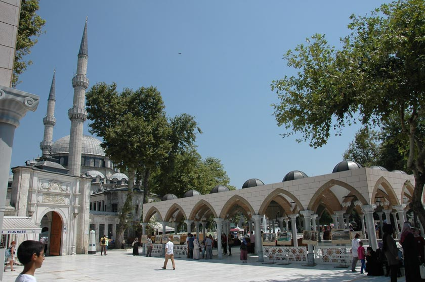 Visitando la Mezquita de Eyüp