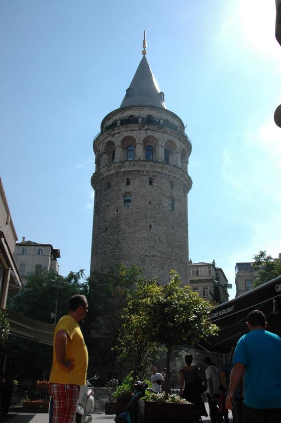 Preciosa la Torre de Gálata