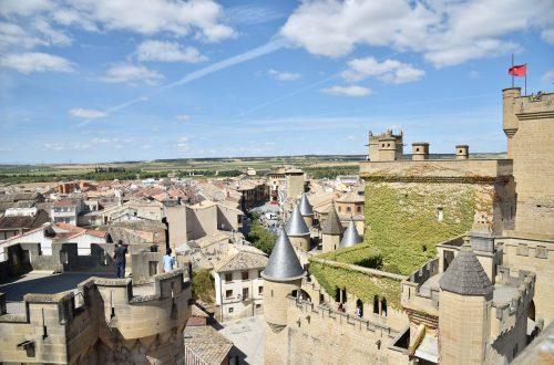 Olite, uno de los pueblos más bonitos de Navarra
