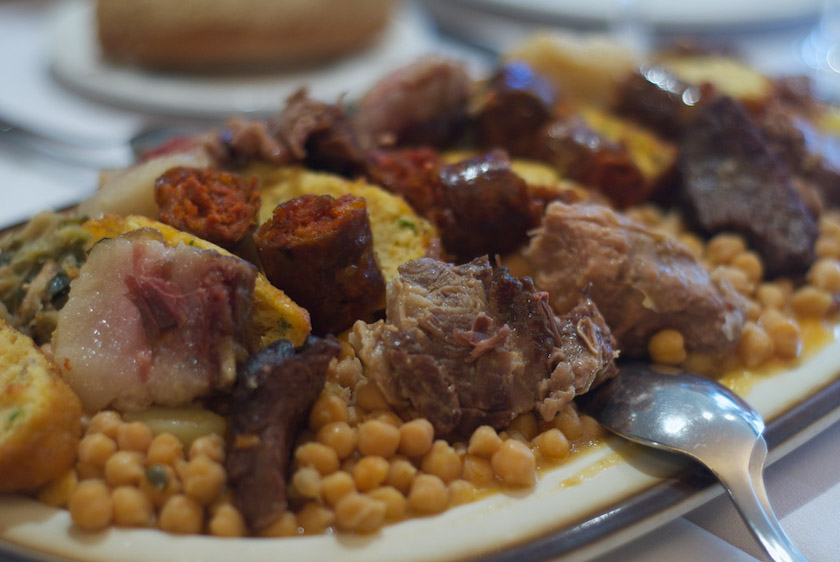 Gastronomía cántabra