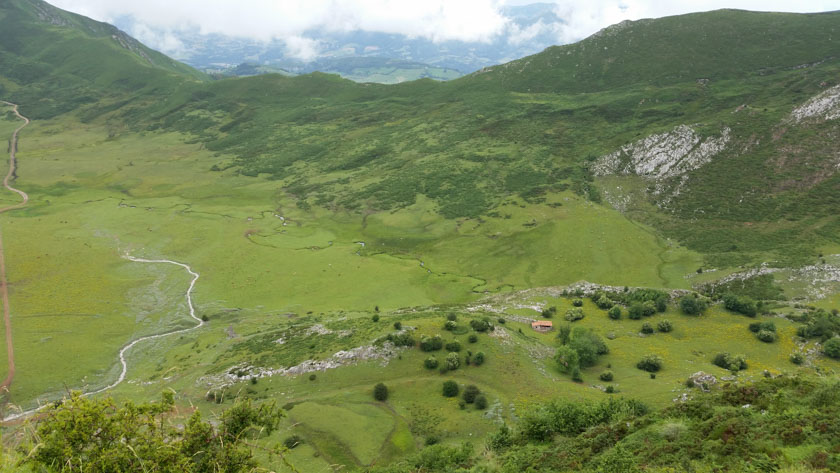 Naturaleza exhuberante en Cantabria