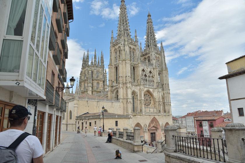 La Catedral de Burgos es la joya de la corona de las mejores cosas que ver en Burgos